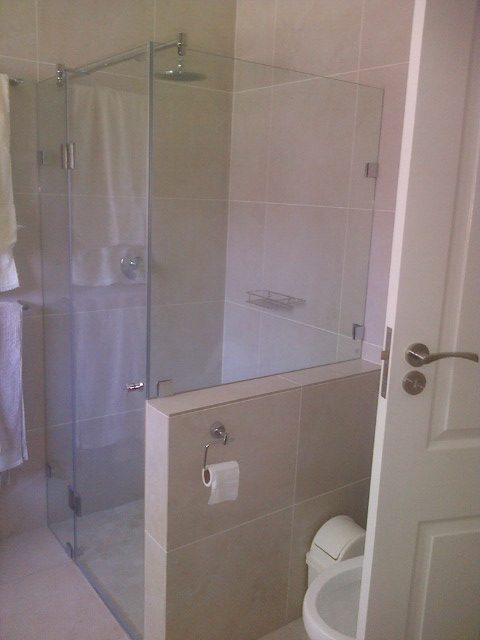 Frameless Shower encosure