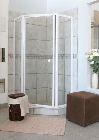 Pentagonal Showers